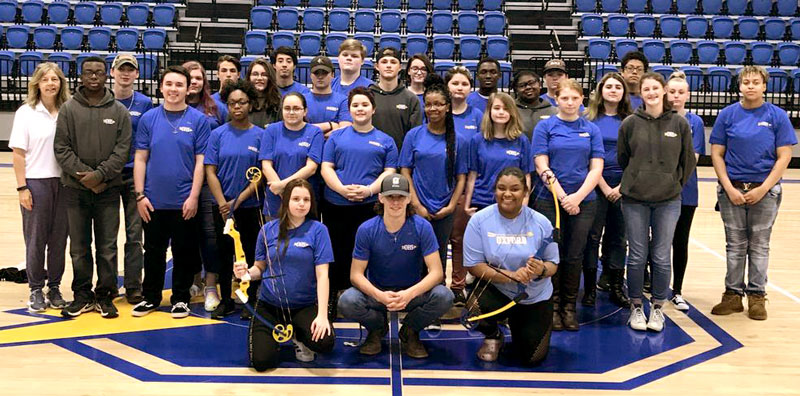 Oxford Archery Team