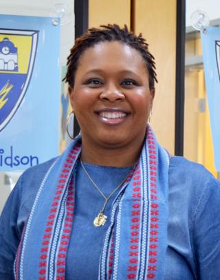 LaTonya Robinson, Oxford School District 2017 Administrator of the Year