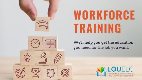 Workforce Training – We'll help you get the education you need for the job you want.
