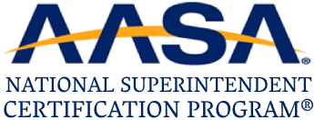 A A S A National Superintendent Certification Program®