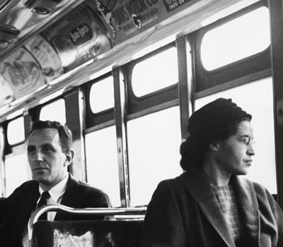an account of the rosa park boycott in december 1 1955