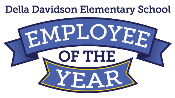 Della Davidson Elementary School Employee of the Year