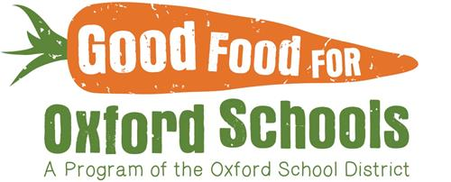 Good Food for Oxford Schools Logo
