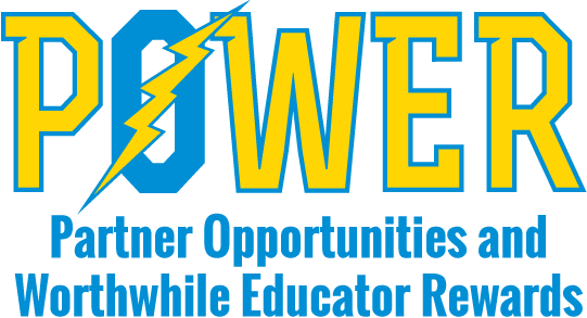 POWER: Partner Opportunities and Worthwhile Educator Rewards