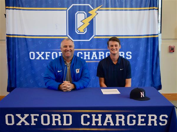OHS Athletes Sign Letters of Intent, November 2019