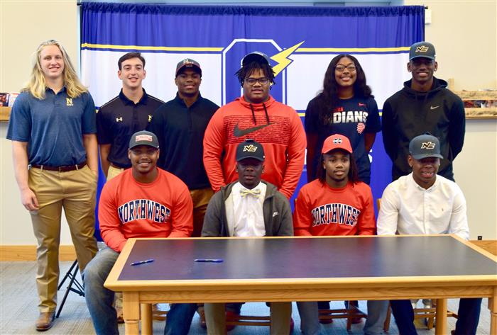 National College Signing Day 2020